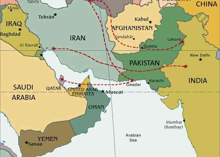 geostrategic importance of pakistan