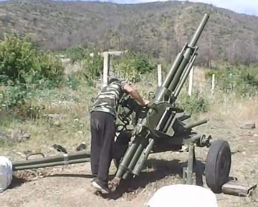 Каким оружием могла быть атакована база Хмеймим?