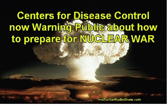 """CDC проинформирует американцев """"как подготовиться к ядерной войне""""."""
