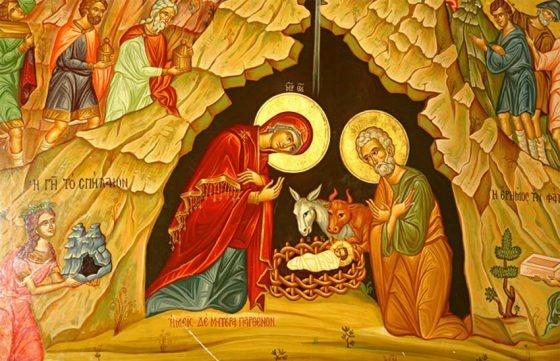 Россия встречает Рождество