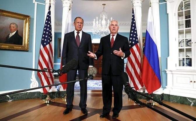 «Украинский вопрос» Америке мешает решить возрожденная Россия