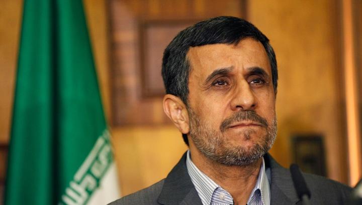 Махмуд Ахмадинежад задержан за призыв к беспорядкам