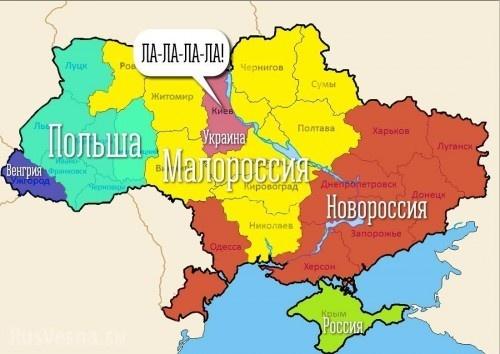 В Госдуме предложили вернуть пол-Украины России после заявлений о советской «оккупации»