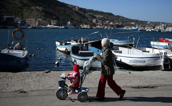 Бандеровская собственность курортного Крыма