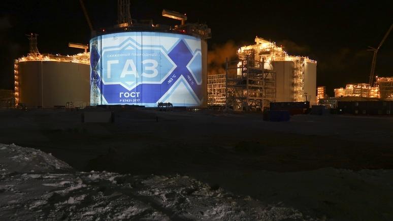 Bloomberg: замерзающий Бостон согреет «санкционный» газ из России