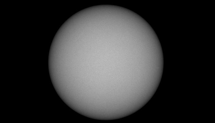 Число пятен на Солнце второй месяц подряд держится на минимальном за 8 лет уровне