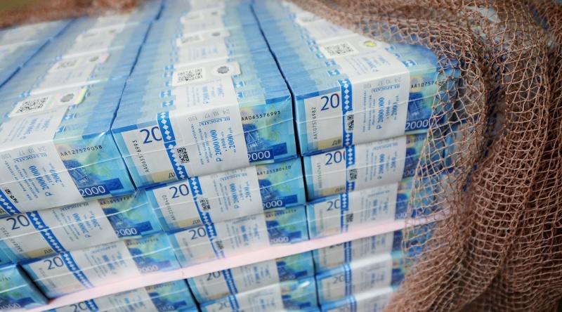 Всё до копейки: Резервный фонд России полностью исчерпан