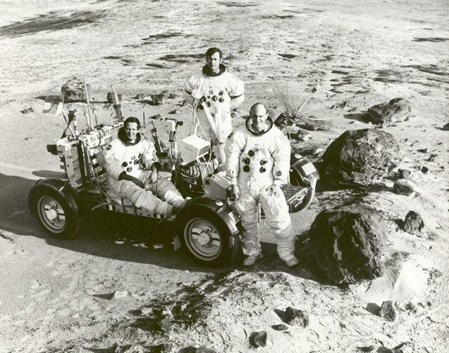 Максимально простой вопрос о полетах американцев на Луну