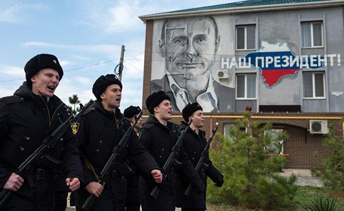 От Сибири до Крыма: месть истории в американо-российских отношениях
