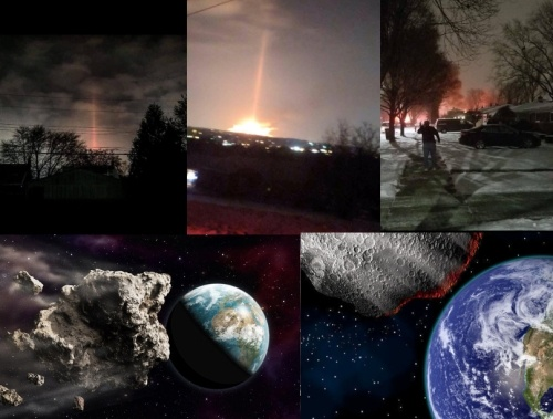 NASA: к Земле приближаются 2 астероида.