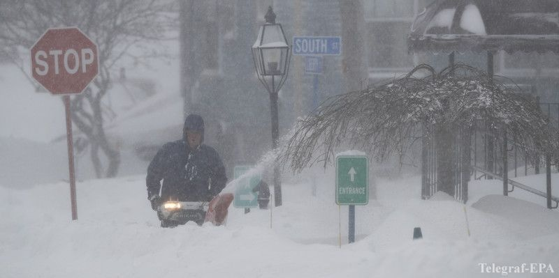 Снежный шторм на юге США: как минимум 10 человек погибли