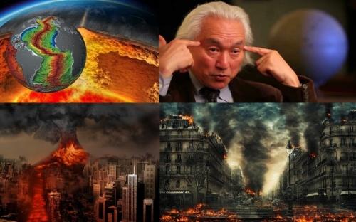 Мир вступает в новую сейсмическую эру. Миллионы калифорнийцев в опасности. Последнее предупреждение Michio Kaku