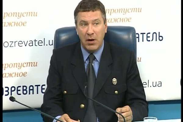 Проект украинской Хазарии временно заморожен?