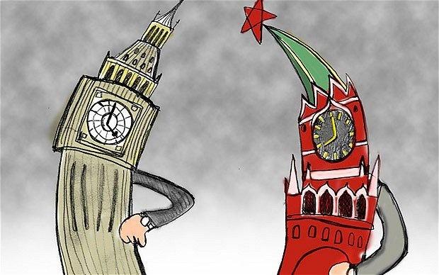 Министр обороны Великобритании обвинил Россию в подготовке плана по уничтожению инфраструктуры страны