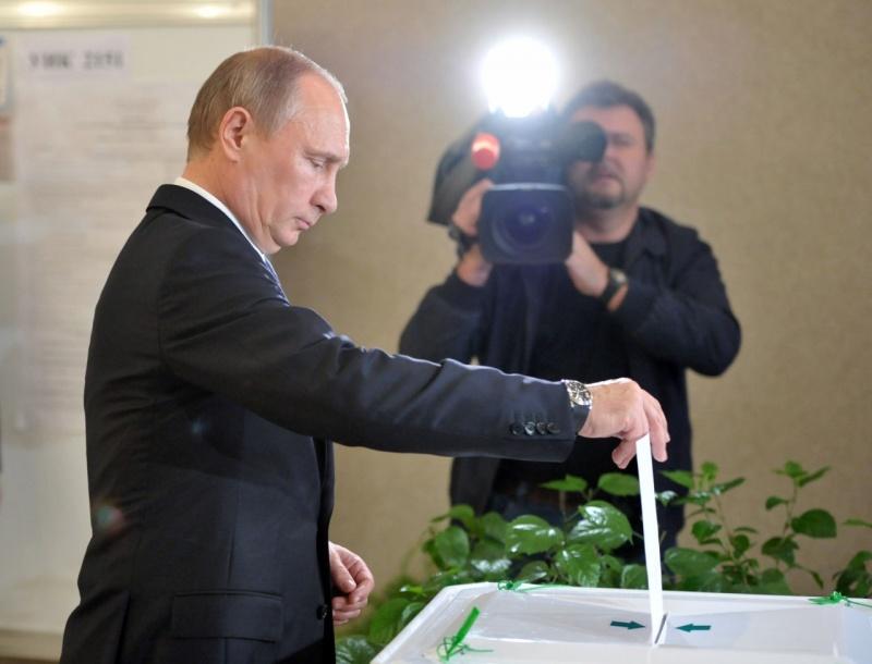 Выборы или Россия в Зазеркалье