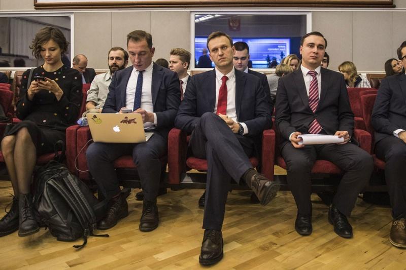 Руслан Осташко: Как ответить Госдепу на поддержку Навального?