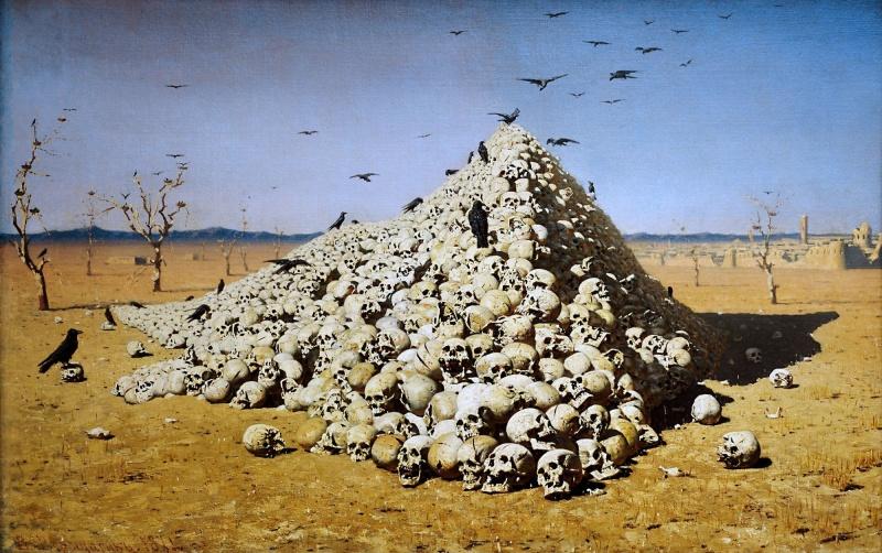 Нассим Талеб: Большой войны не миновать