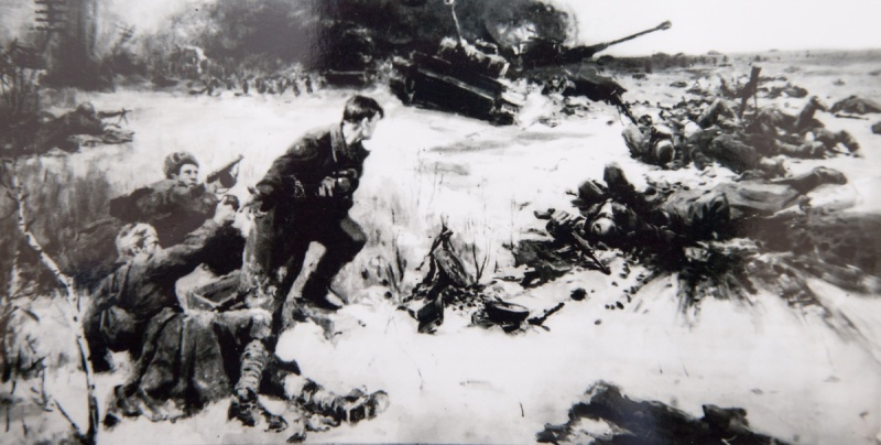 Бой, в котором 25 человек стали Героями Советского Союза