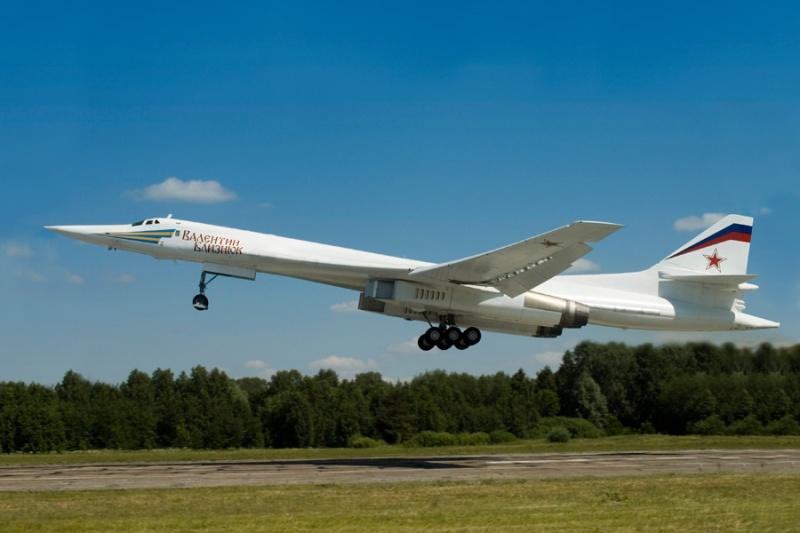 Ту-160: Властитель небес