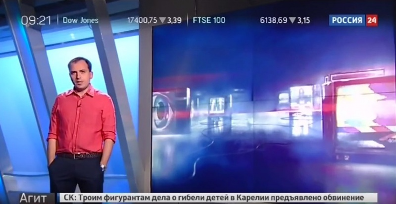 На гребне лавины. Константин Сёмин. Агитпроп 27.01.2018
