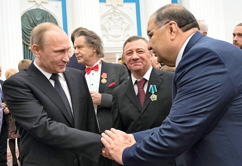 Почему при Путине олигархия исчезла как класс
