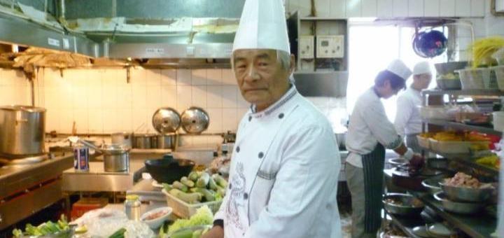 Почему повар в китайском ресторане всегда печален