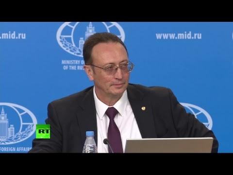 МИД России: встреча с иностранными послами по ситуации с отравлением Скрипаля