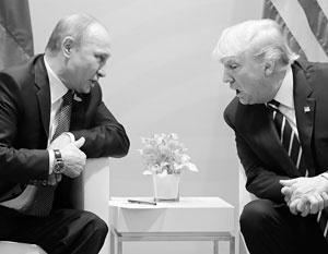Смысл речи Путина начал доходить до США