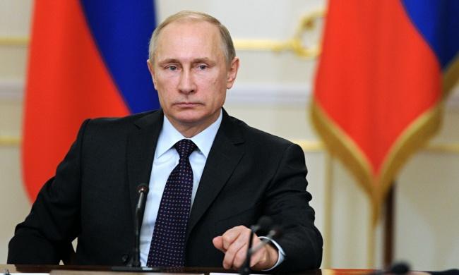 Заявление Президента Российской Федерации Владимира Путина