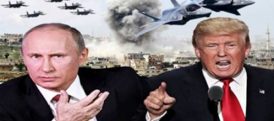 Владимир Скачко: Маленький удар по Сирии – большой урок для Украины