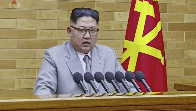 Ким Чен Ын поздравил Асада с 72-й годовщиной независимости Сирии