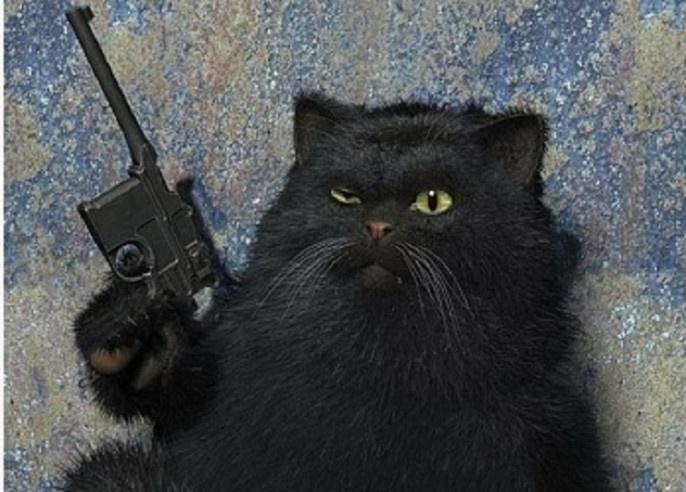 Klim Podkova. Установлено: кошка Скрипалей Муся и агент ФСБ Масяня – одна и та же морда!
