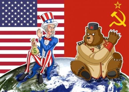 Россия-Запад. Перезагрузки не будет, а будет противостояние до победы