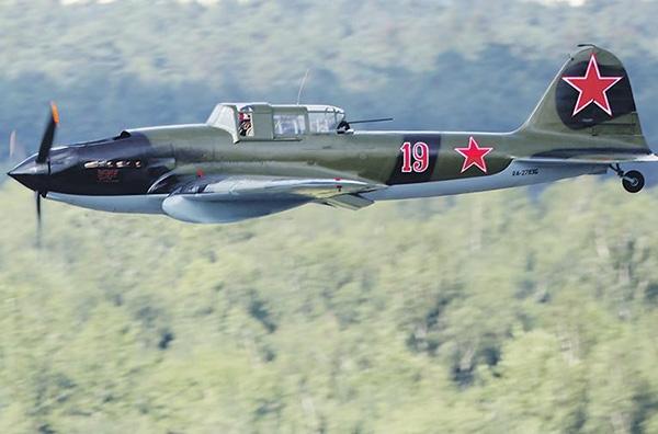Поднятый со дна мурманского озера Ил-2 полетит на Берлин