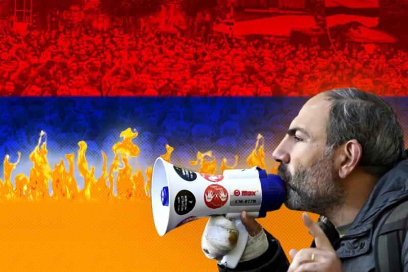 Армения на пороге «бархатного» суицида