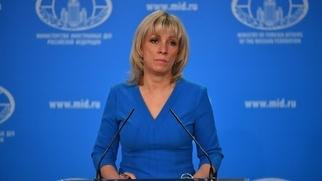 Следи за словами: Захарова одернула спецпредставителя США по Украине Волкера