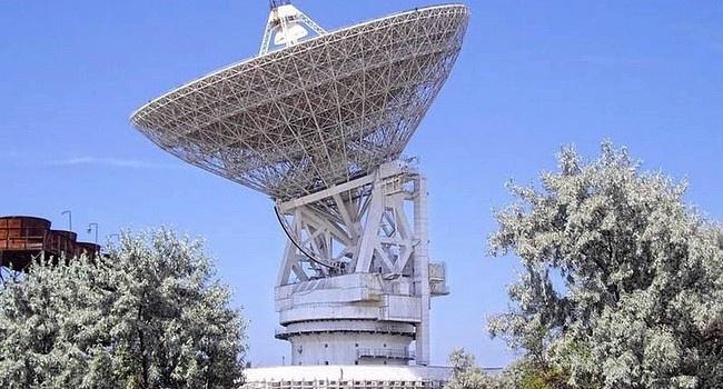 Восстановлен Центр дальней космической связи в Крыму