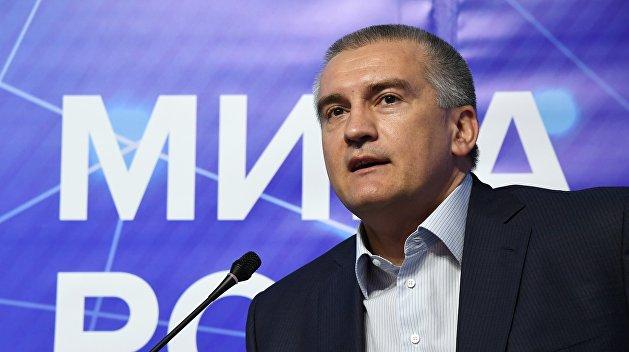 Аксенов: Крым вышел на показатели, превышающие лучшие годы в составе Украины