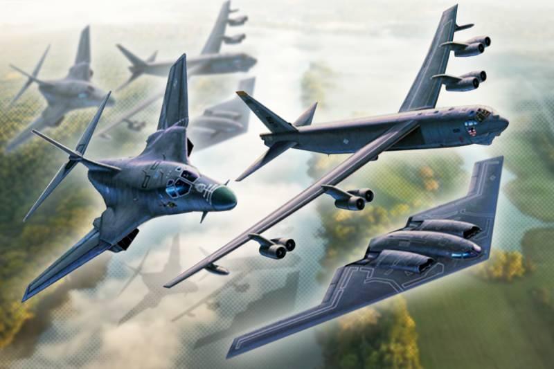 Натовский сценарий массированного авиационного удара: точка невозврата