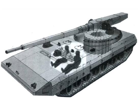 Объект 299. Самый фантастический танк СССР (Россия) 2018