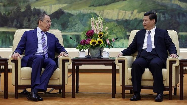 Си Цзиньпин предложил Лаврову развивать ЕАЭС совместно с концепцией