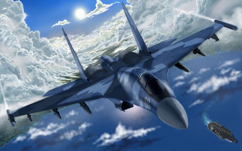 Появились слухи о продаже крупной партии Су-35 еще одной стране