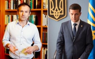 Александр Яблоков. Президентские выборы: Зеленский vs Вакарчук
