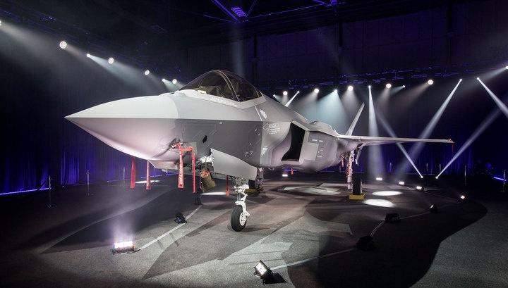 У американского истребителя-бомбардировщика F-35 оказалось