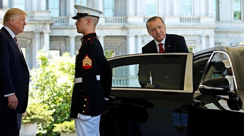 Руслан Осташко: Госдеп шантажирует Турцию