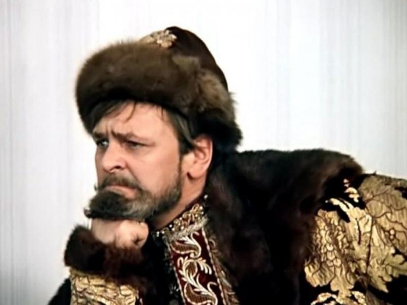 Иван Васильевич ничего не меняет