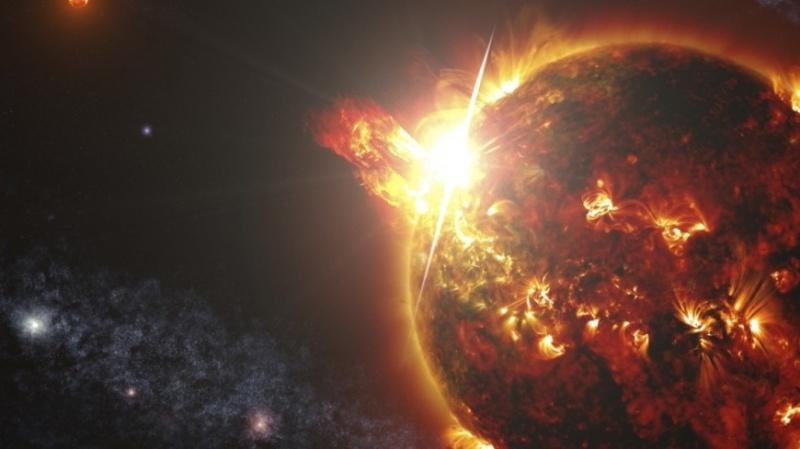 В середине мая Землю ждет магнитная буря второго уровня
