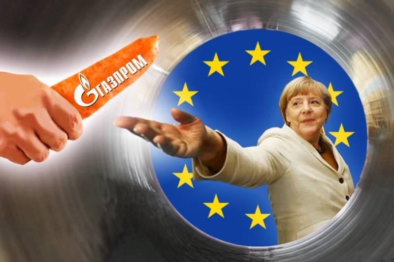 «Северный поток – 2»: морковка для Европы