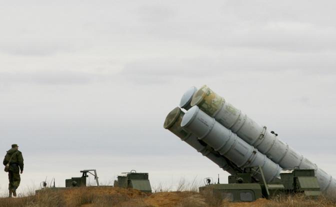 России ее С-300 уже не помогут, она проиграла Сирию