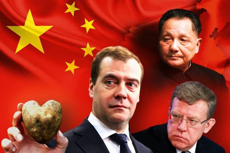 Лучший фьючерс ближайшей пятилетки. Китайский рецепт для России
